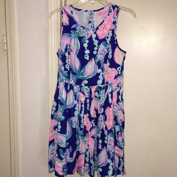 b863c4dd8b9c3f Lilly Pulitzer Dresses | Going Coastal Kassia Dress Size 2 | Poshmark